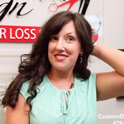 New to Custom Design Hair? Learn more about us.